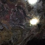 Mineral formations with our Miner lights on