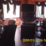 This is a photo of apartment above restaurant for rent with Air B&B