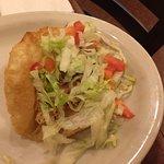 Puffed Taco ala carte