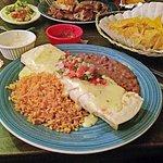 Burrito Michoacan - around $13.00