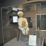 Robert the 100 yr old Haunted Doll