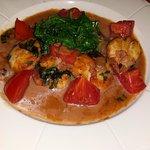 Scallops with Tomato