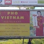 Pho Vietnam restaurant