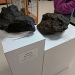 Meteorites you can touch