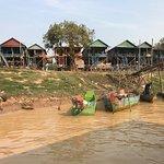 Photo of Meychrey Floating Village