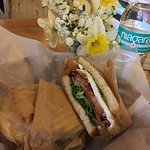 A pleasant surprise. My wife had a good recommendation on this place and she was right. The BLT