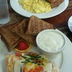 Photo de Lazy Loggerhead Cafe