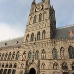 The Belfry is right at the top of this edifice!