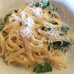 Fettuccine Gorgonzola (3-course-lunch - 3rd course option)