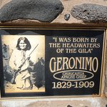 Great Indian Chief Geronimo