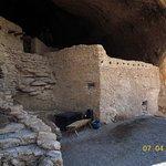 Inside Cliff Dwelling