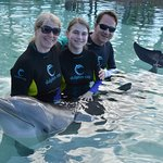 Photo de Dolphin Cay