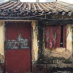 Coloane - old buildings in neat of a make-over