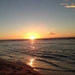 Sunset at nearby Yallingup beach