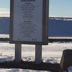 Viking World Sign