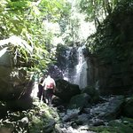 Excursion to a waterfall