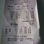 Le prix des pizza reste très correctes .