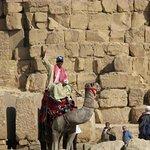 Foto de Kefre, the second pyramid