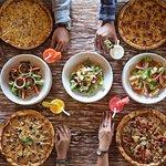 Pizza, Pasta, Teppanyaki, Asian and Indonesian Cuisine