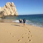 Me encanto esta playa 🙌🏻 llegamos entre las 1 y 2 de la tarde y no habia casi gente, asi que e
