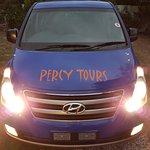 Luxury NEW Minibus at Percy Tours :-))