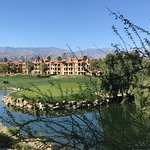 View from our villa in building 1700 at Shadow Ridge in March 2017. Beautiful location in the Co