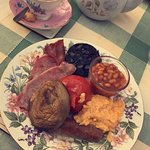 Breakfast at its best! Faultless