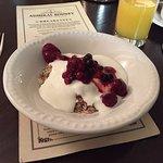 Admiral Rodney Hotel Breakfast