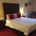 Admiral Rodney Hotel Bedroom