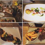 Delicious food, fantastic service, great venue and over 50 gins to choose from. Lovely evening t
