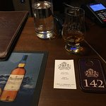 Amazing whisky bar and superb restaurant