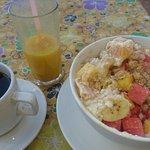 Photo de Bluemoon Cafe