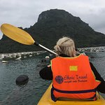 Kayaking in Bai Tu