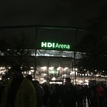 Photo of HDI Arena