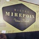 très bon restaurant du Vieux Beloeil