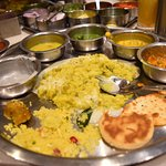 Great Traditional Thali