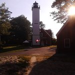 Another lovely view of the main lighthouse on Presque Isle!