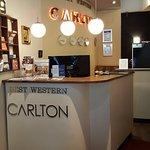 Best Western Hotel Carlton Foto