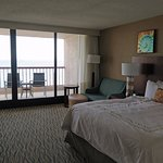 King Bed Oceanfront Room