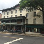 Photo de The Lambertville House Hotel