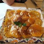 oranges à la cannelle