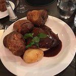 Fabulous food , swift friendly service to a very large party , organised by Marc .. Extra Yorksh