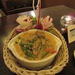 Main course: Phanaeng Nüa Curry