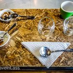 "Sabores ""Colonia Roma"" Food Tour: Full-blown coffee tasting - the BEST!"