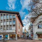 Hotel am Rathaus im Herzen von Oberstaufen
