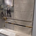 Ceremony sword given to Capt Smith by his good friend ..