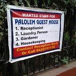 Palolem Guest House Foto