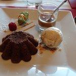dessert moelleux au chocolat