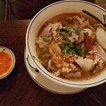 Ostra zupa rybna