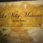 Foto di La Villa Mahana
